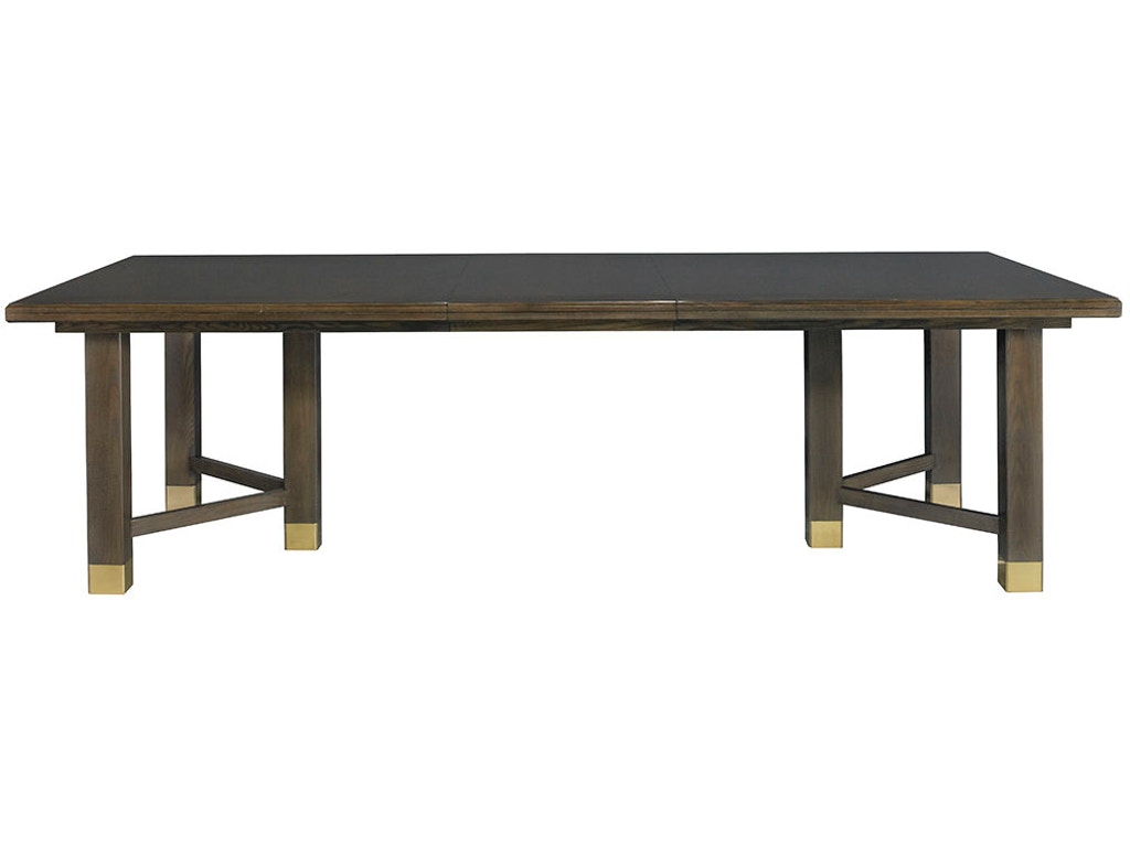 Hickory Chair Dining Room Choate Oval Table 1543 10