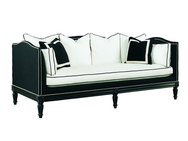 Lillian August for Hickory White Belvedere Sofa LA2034S