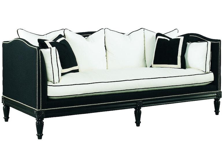 Lillian August For Hickory White Belvedere Sofa La2034s