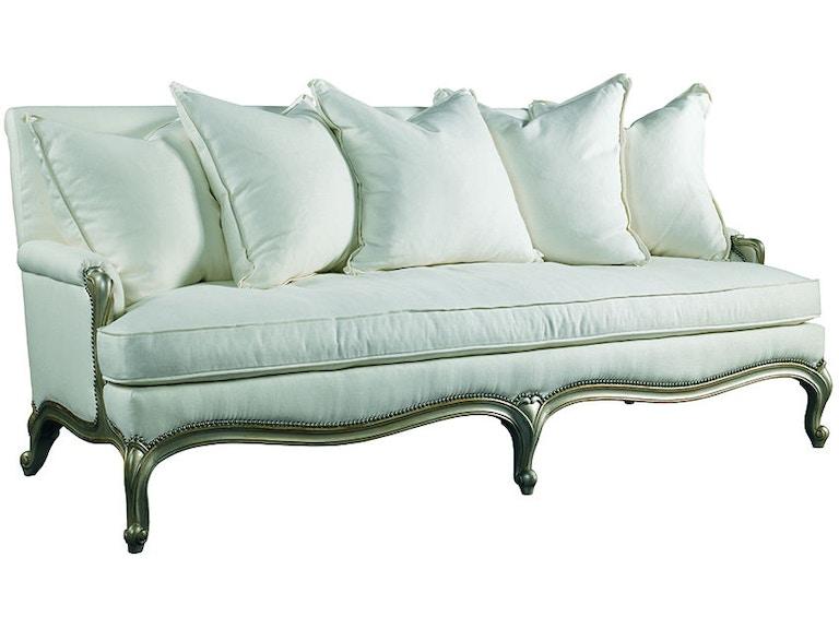 Hickory White Living Room Bronte Sofa