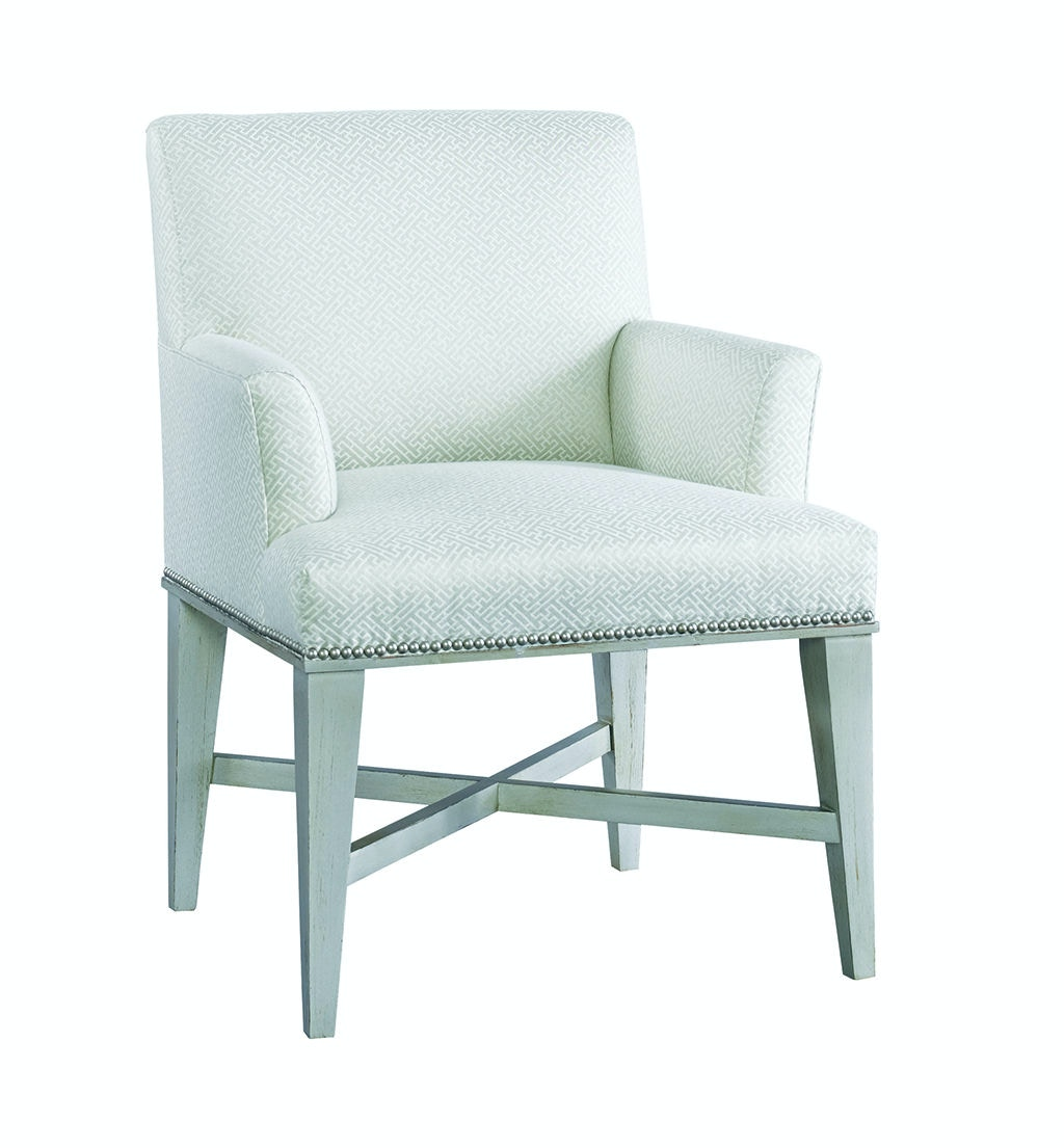 Lillian August For Hickory White Dining Room Britt Chair (SKU: LA3120C) Is  Available At Hickory Furniture Mart In Hickory, NC And Nationwide.