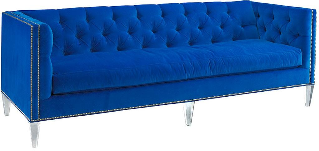 Enjoyable Lillian August For Hickory White Living Room Modern Wright Machost Co Dining Chair Design Ideas Machostcouk