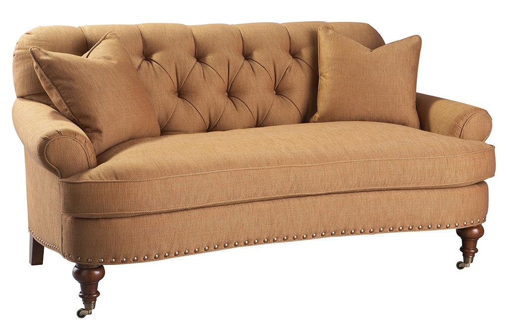 Lillian August Sofas Lillian August for Hickory White Living Room Wyatt Sofa ...