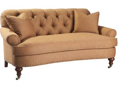 Lillian August For Hickory White Living Room Wyatt Sofa