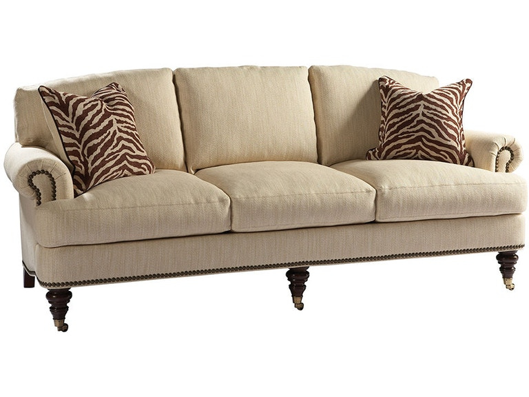 Lillian August For Hickory White Somerset Sofa Lnala7019s From Walter E Smithe Furniture Design