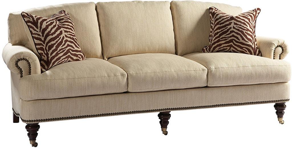 Wondrous Lillian August For Hickory White Living Room Somerset Sofa Machost Co Dining Chair Design Ideas Machostcouk