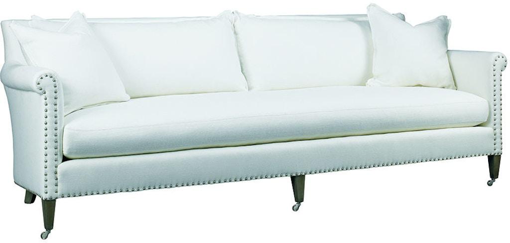 Incredible Paris Sofa La7116S By Lillian August For Hickory White Machost Co Dining Chair Design Ideas Machostcouk