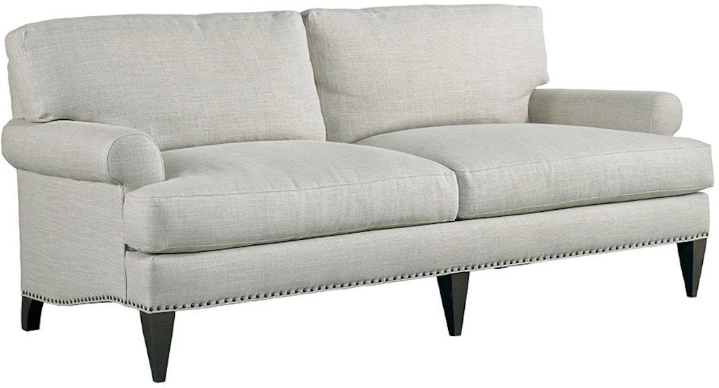 Tremendous Lillian August For Hickory White Living Room Yates Sofa Machost Co Dining Chair Design Ideas Machostcouk