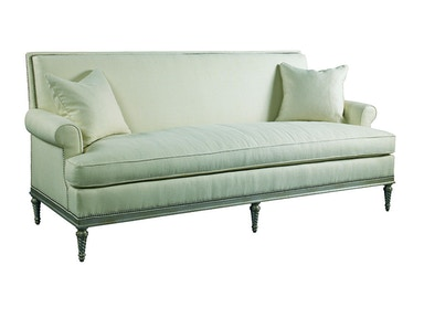 Lillian August for Hickory White Shelley Sofa LA7120S