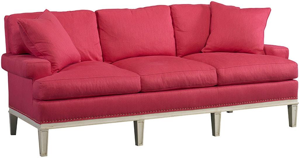Amazing Lillian August For Hickory White Living Room Salon Sofa Machost Co Dining Chair Design Ideas Machostcouk