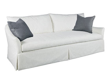 Lillian August for Hickory White Mayfair Court Grand Sofa LA7127G