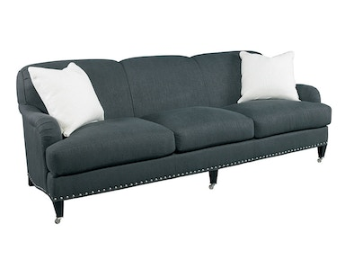 Lillian August for Hickory White Albert Park Demi Mid-Sofa LA7128M