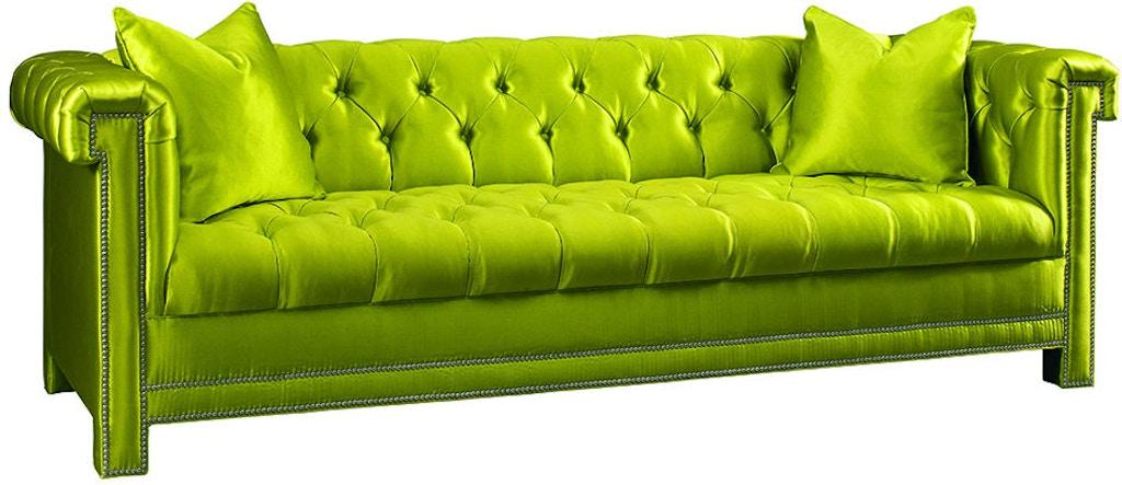 Lillian August For Hickory White Tyler Sofa Lnala7150s From Walter E Smithe Furniture Design