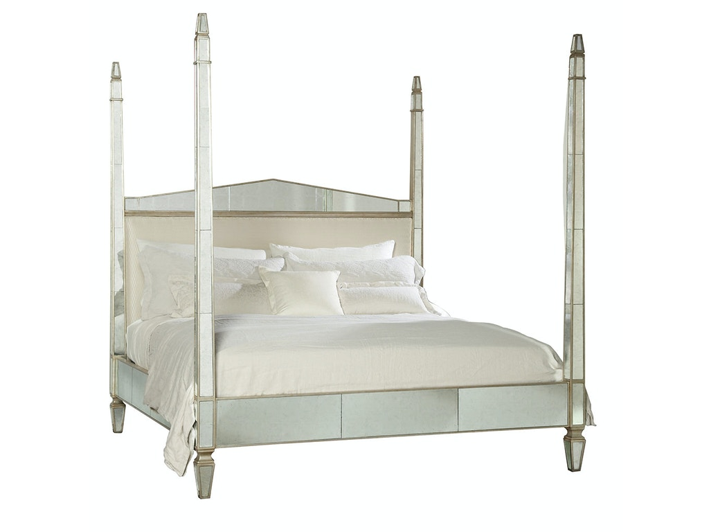 Lillian August For Hickory White Bedroom Arlington King Bed LA82521 01 Noel
