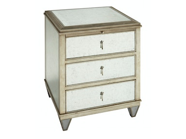 Lillian August for Hickory White Jolie Bedside Chest LA91571-01