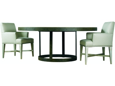 Lillian August For Hickory White Grant Table La94010