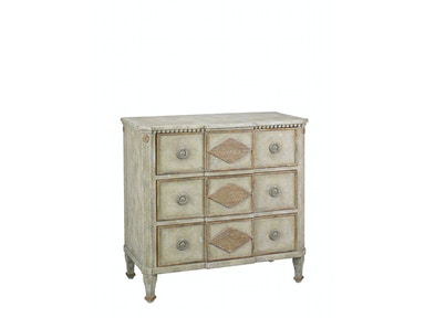 Lillian August for Hickory White Lambert Breakfront Chest LA98563-01