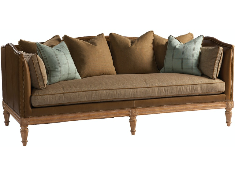 Groovy Belvedere Sofa Ll2034S By Lillian August For Hickory White Machost Co Dining Chair Design Ideas Machostcouk