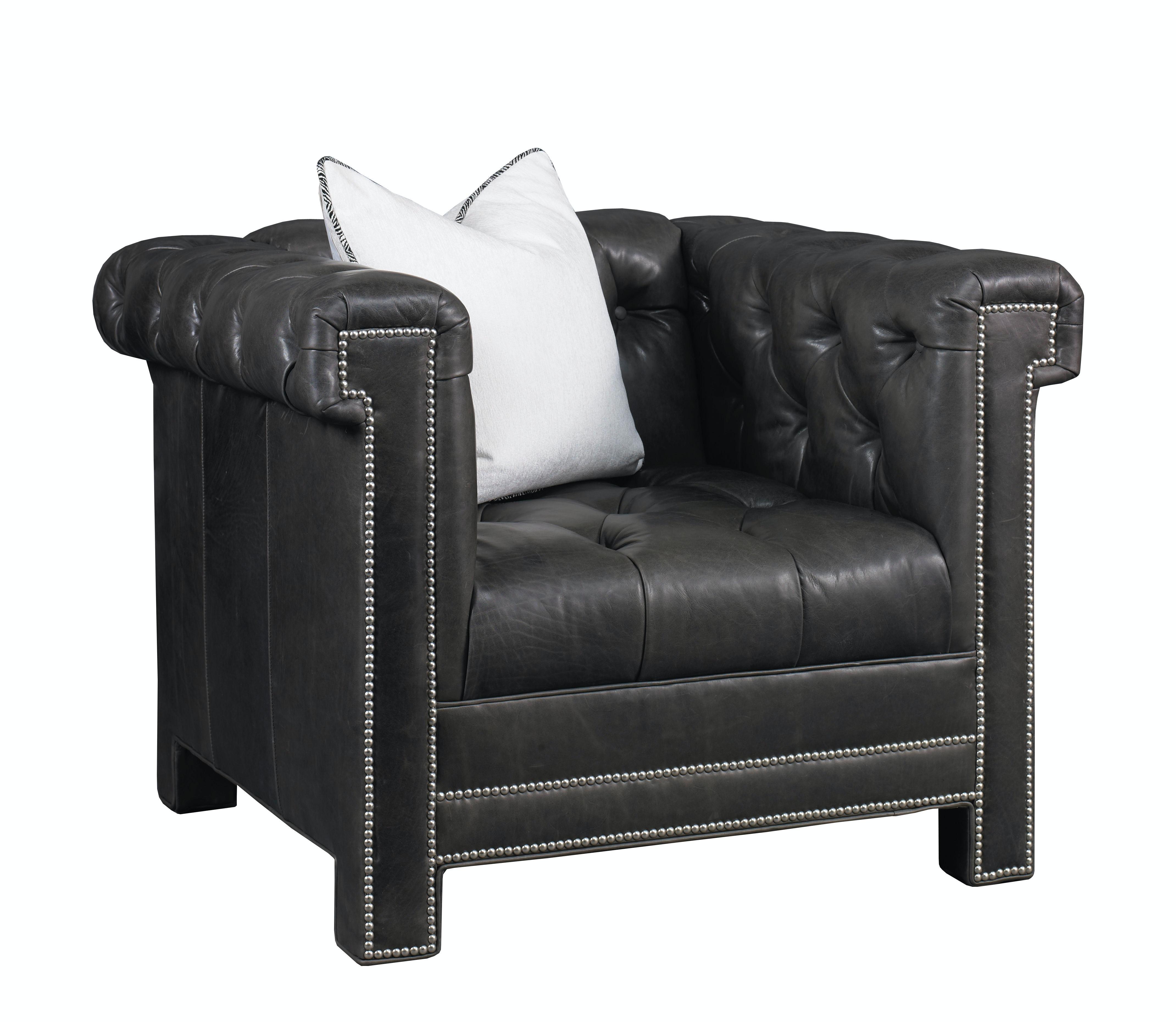Lillian August For Hickory White Tyler Chair LL7150C