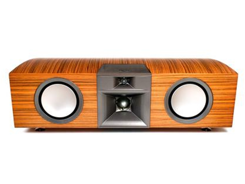 klipsch electronics palladium center speaker p 27c image. Black Bedroom Furniture Sets. Home Design Ideas