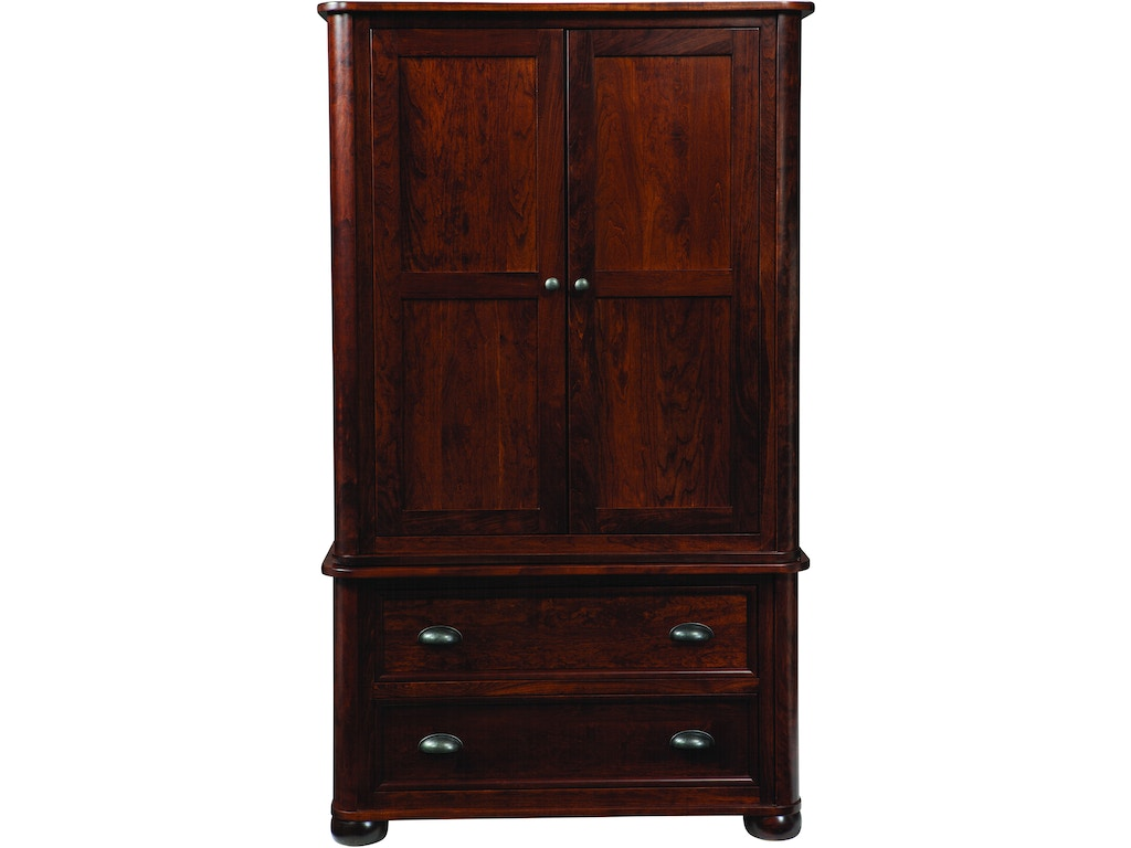 palettes by winesburg bedroom armoire 1 03254 tracys. Black Bedroom Furniture Sets. Home Design Ideas