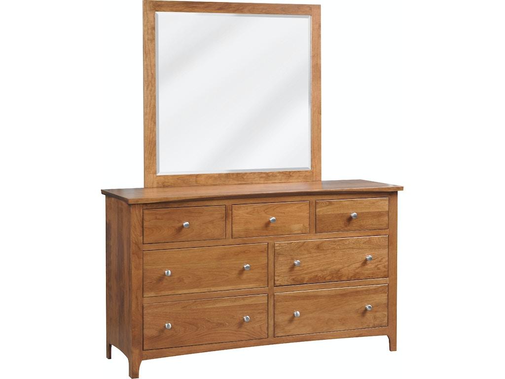 Palettes By Winesburg Bedroom Dresser 1 08247 Treeforms