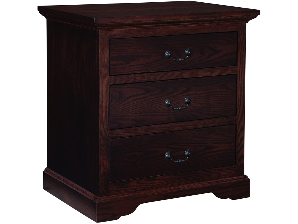 Palettes by winesburg bedroom nightstand 1 11241 for Furniture anchorage