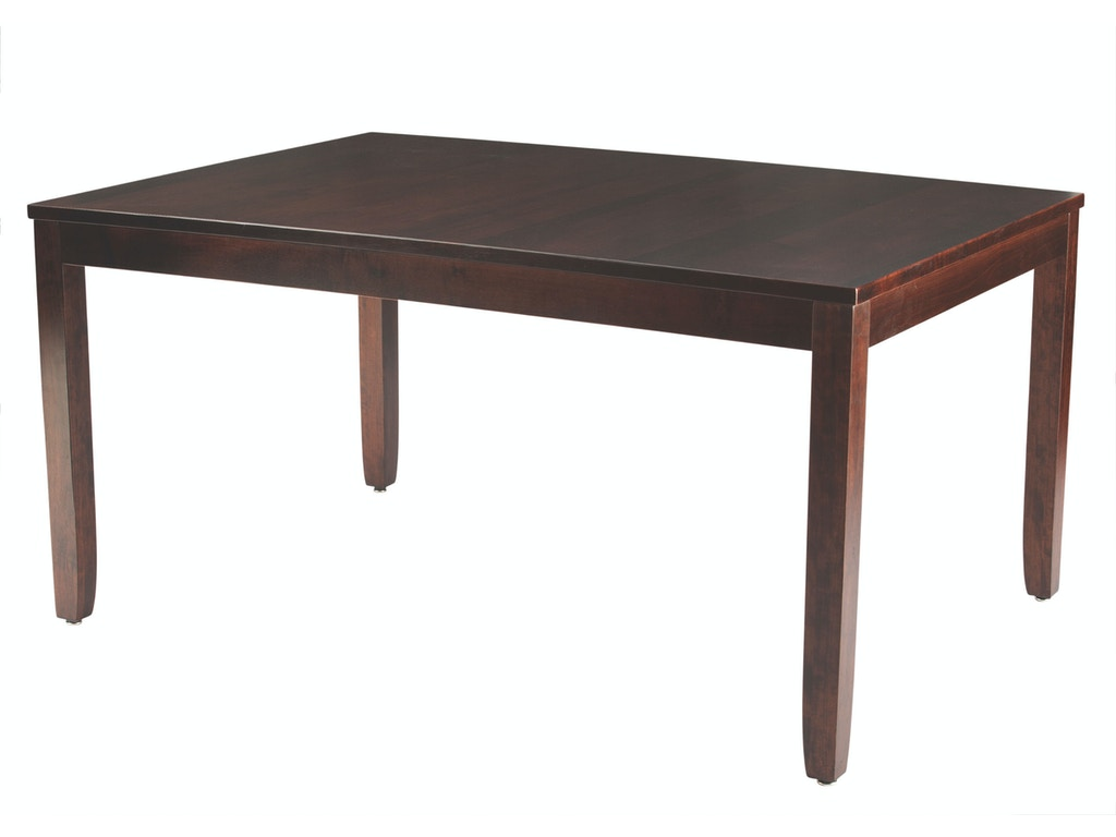 Palettes by winesburg dining room cosmo table top 4848k0 for Furniture anchorage