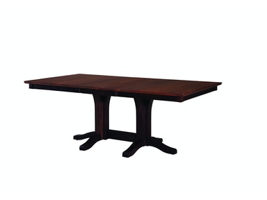 Palettes by Winesburg Rectangular Table Top 4260A118