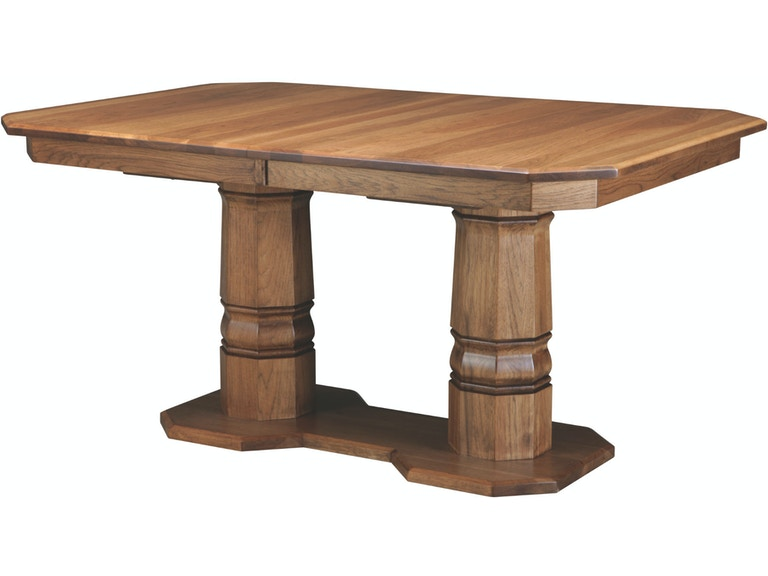Palettes By Winesburg Dining Room Clipped Corner Table Top 3860H0 At Warehouse Showrooms