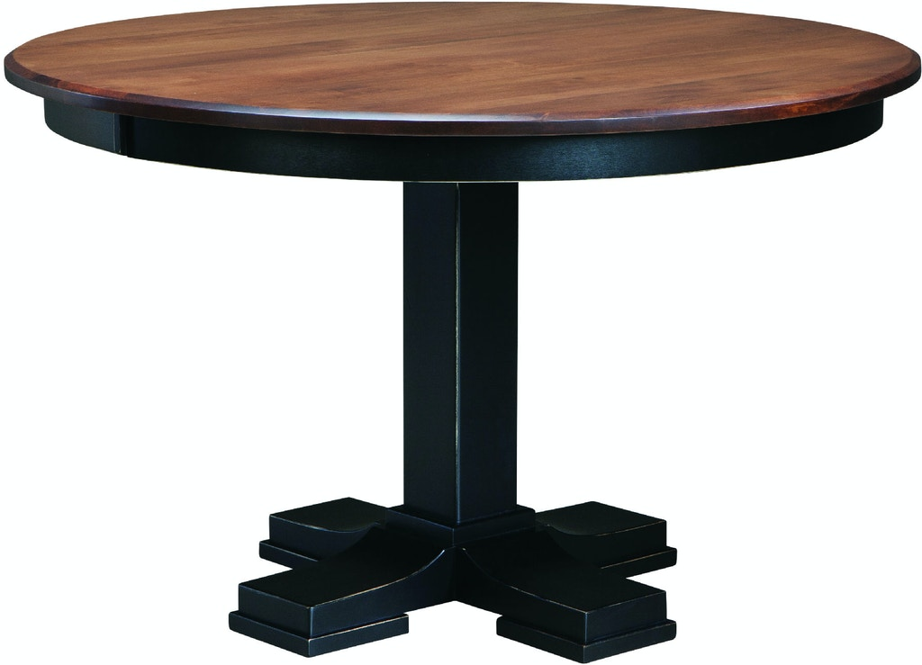 Palettes By Winesburg Dining Room Round Table Top 4848b0