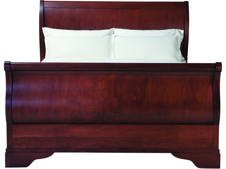 Palettes By Winesburg Bedroom Sleigh Bed With High Footboard 48 Custom Avignon Bedroom Furniture Decor