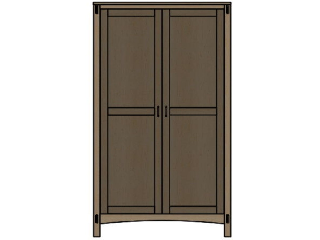 palettes by winesburg bedroom wardrobe 1 09253 whitley. Black Bedroom Furniture Sets. Home Design Ideas