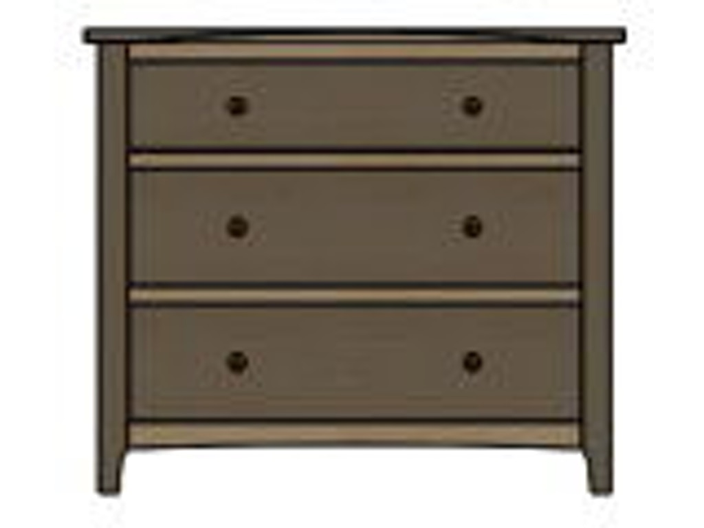 palettes by winesburg bedroom chest 1 08260 woodchucks