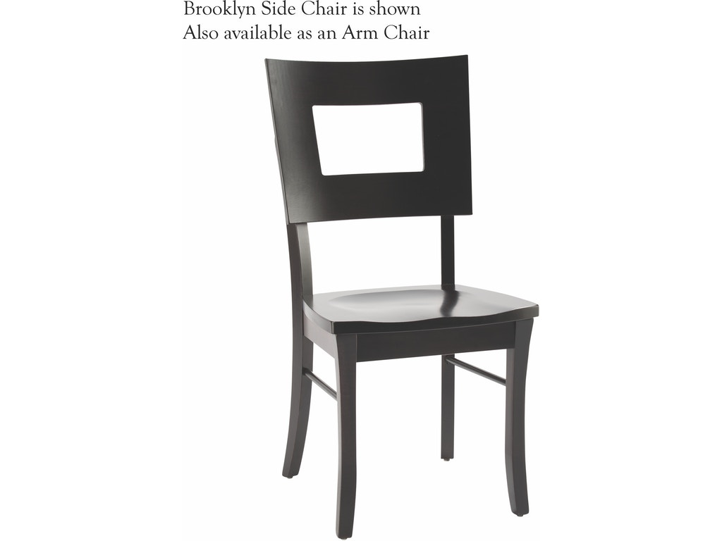 Palettes By Winesburg Dining Room Brooklyn Arm Chair Bro3502 Treeforms Furniture Gallery