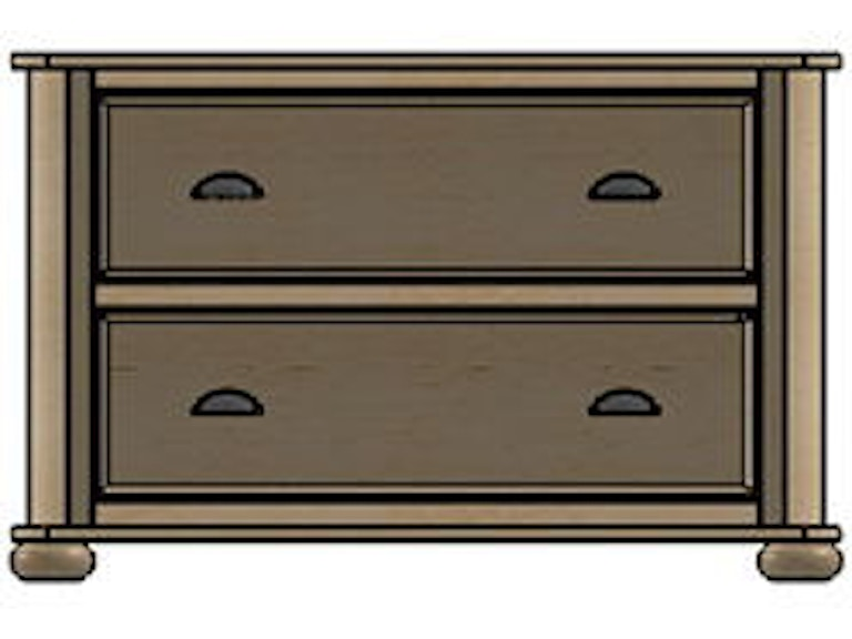 Palettes By Winesburg Bedroom Armoire 2 Bottom Only Chest 03269 At Kensington Furniture And Mattress
