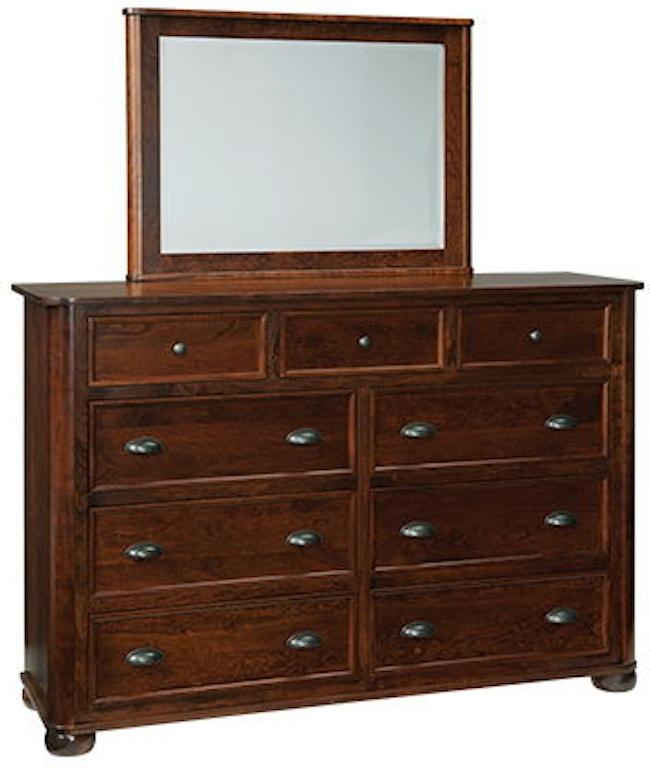 Palettes By Winesburg Bedroom Dresser 4 03250