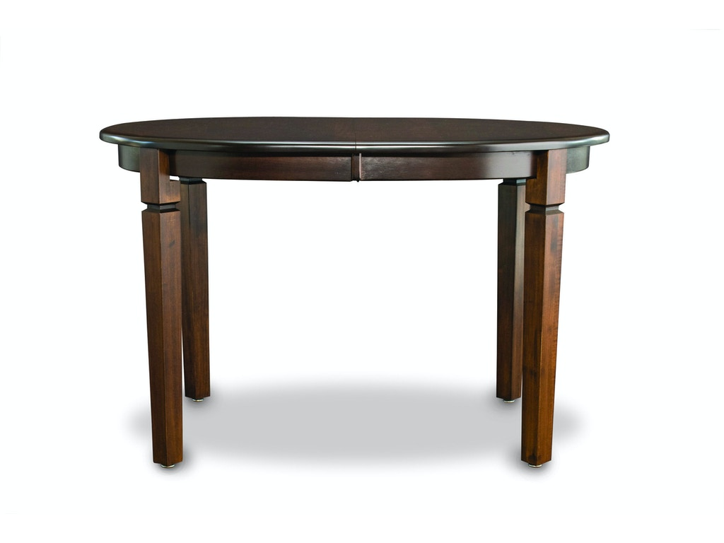 Palettes by winesburg dining room round table top 4848b0 for Fine dining room tables