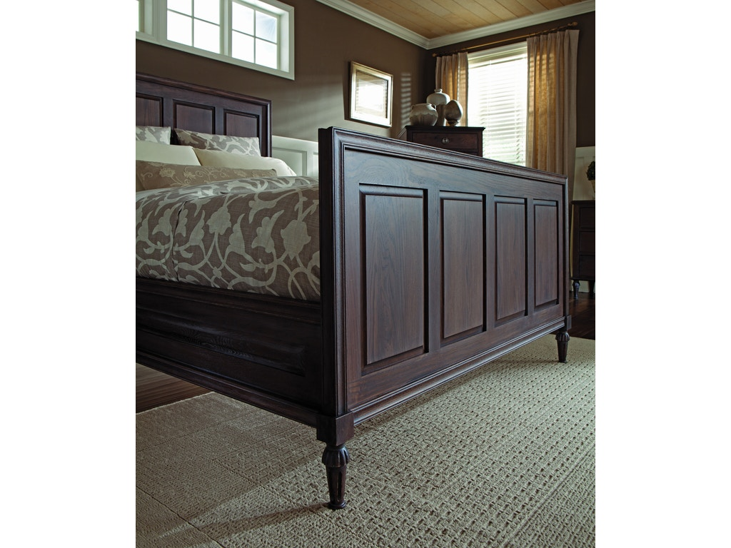 Palettes by winesburg bedroom panel bed with high for Furniture anchorage