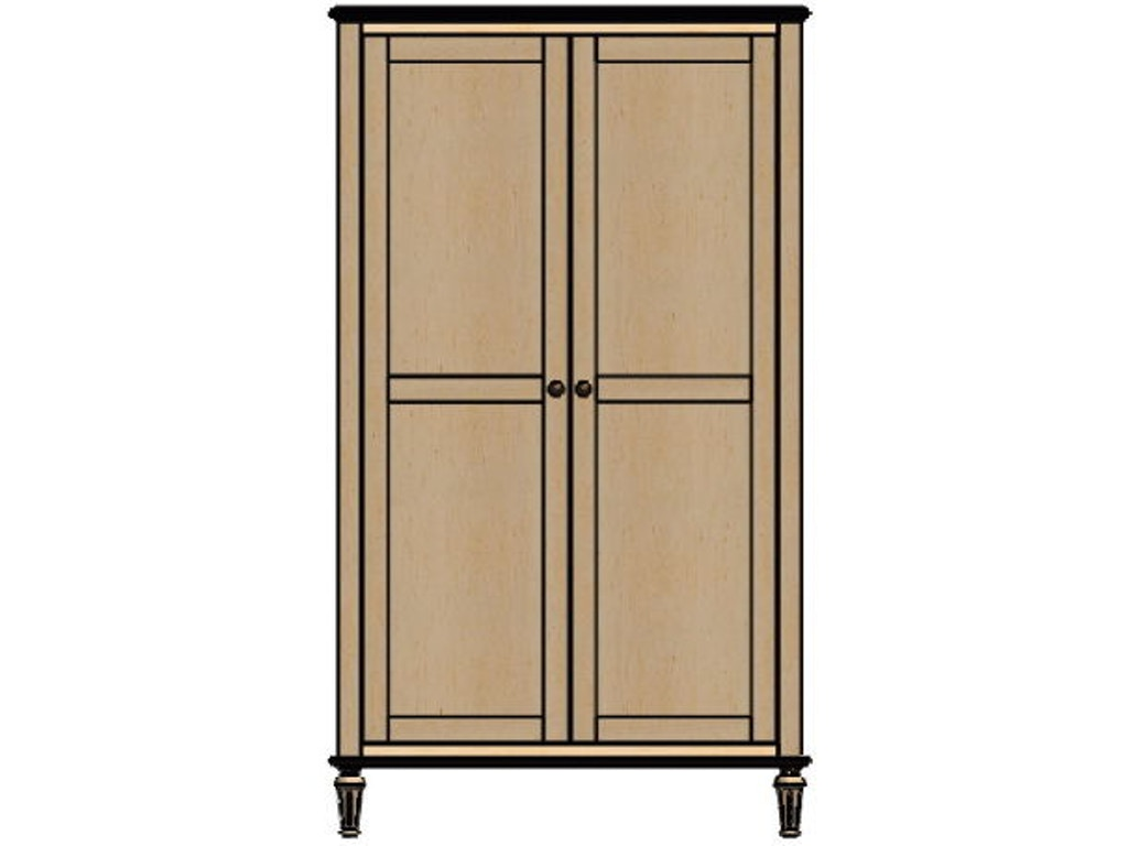 palettes by winesburg bedroom wardrobe 1 07253 brashears branson mo berryville arkansas. Black Bedroom Furniture Sets. Home Design Ideas