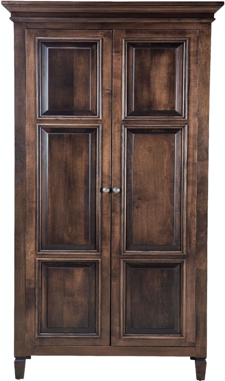 Palettes By Winesburg Bedroom Wardrobe 1 6253 Tracys
