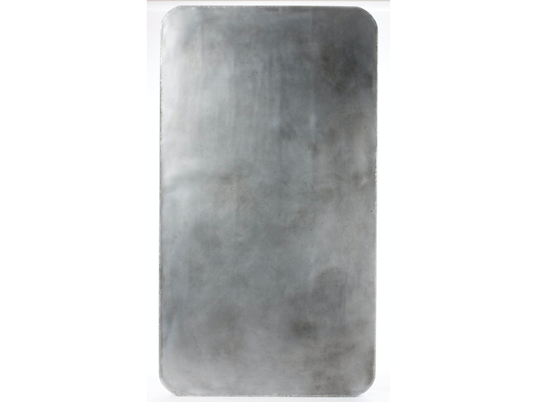 Palettes By Winesburg Rectangular Zinc Table Top At Good S Furniture