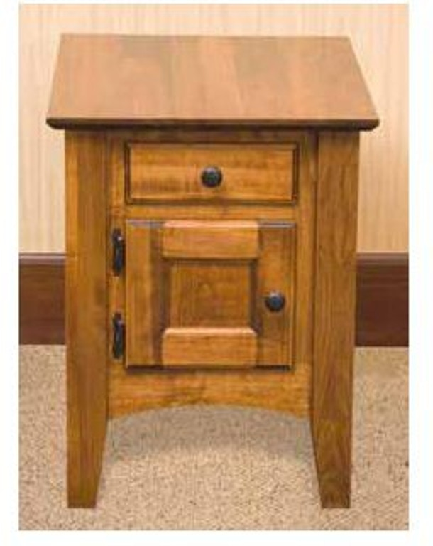 Yutzy Woodworking Living Room End Table 1758 Good S