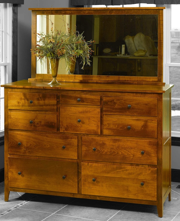 YUTZY WOODWORKING Bedroom Jamestown Square High Dresser