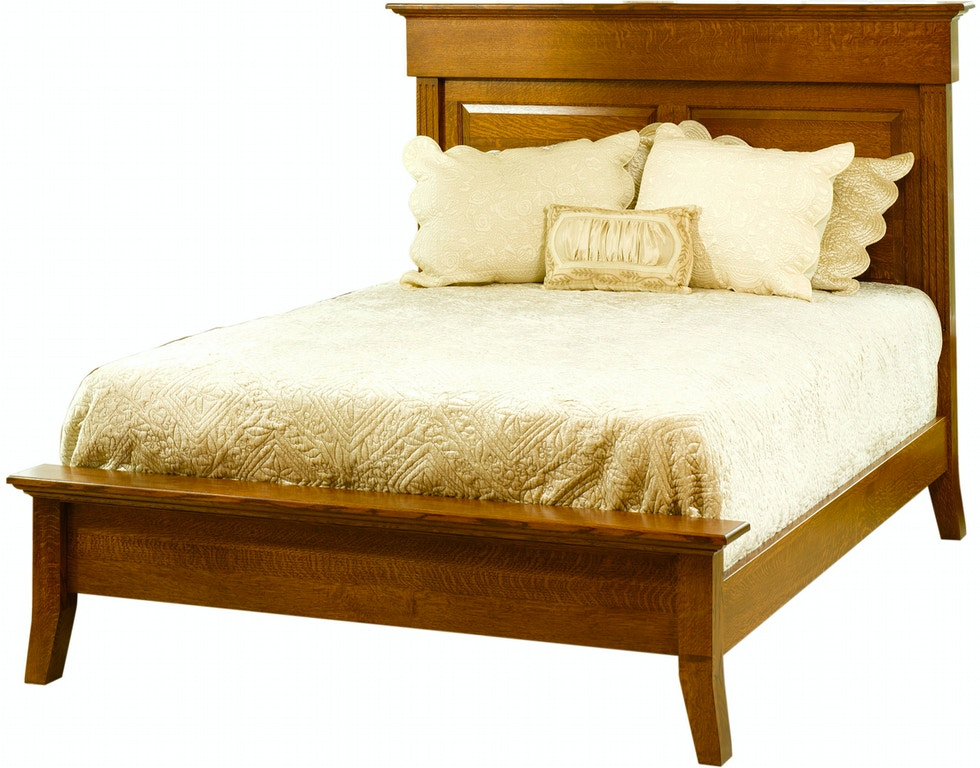 Yutzy Woodworking Bedroom Jamestown Square Bed 56101