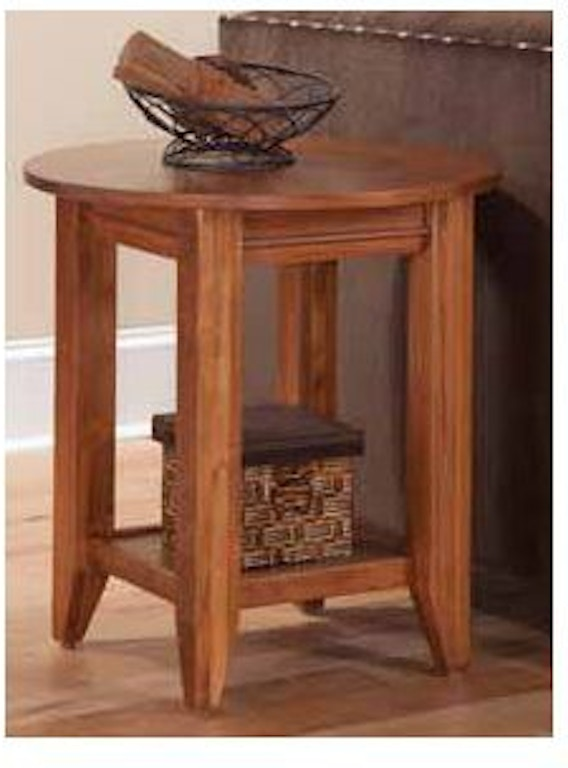 Yutzy Woodworking Living Room Round Lamp Table 6109 Good S