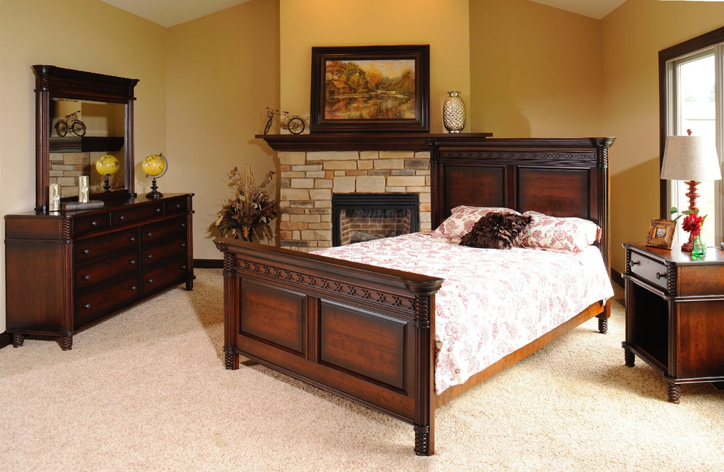 Yutzy woodworking bedroom new generations dresser 74000 for Bedroom furniture raleigh nc