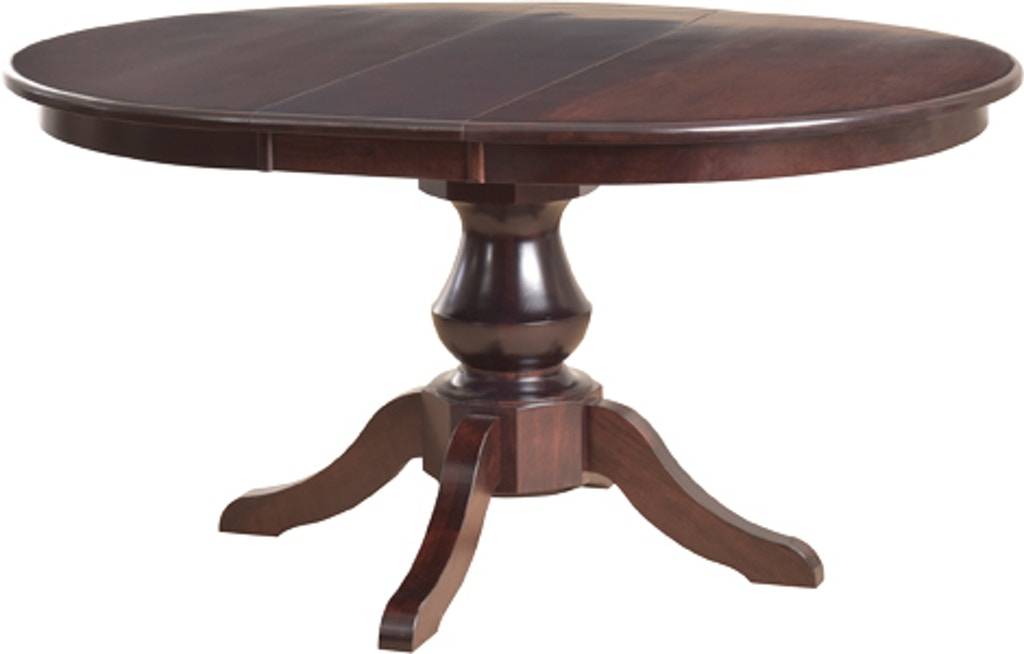 Yutzy Woodworking Dining Room Single Large Pedestal 10