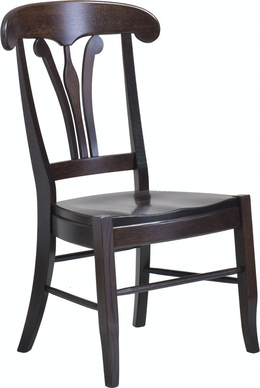 Yutzy Woodworking Dining Room Provence Side Chair 108s