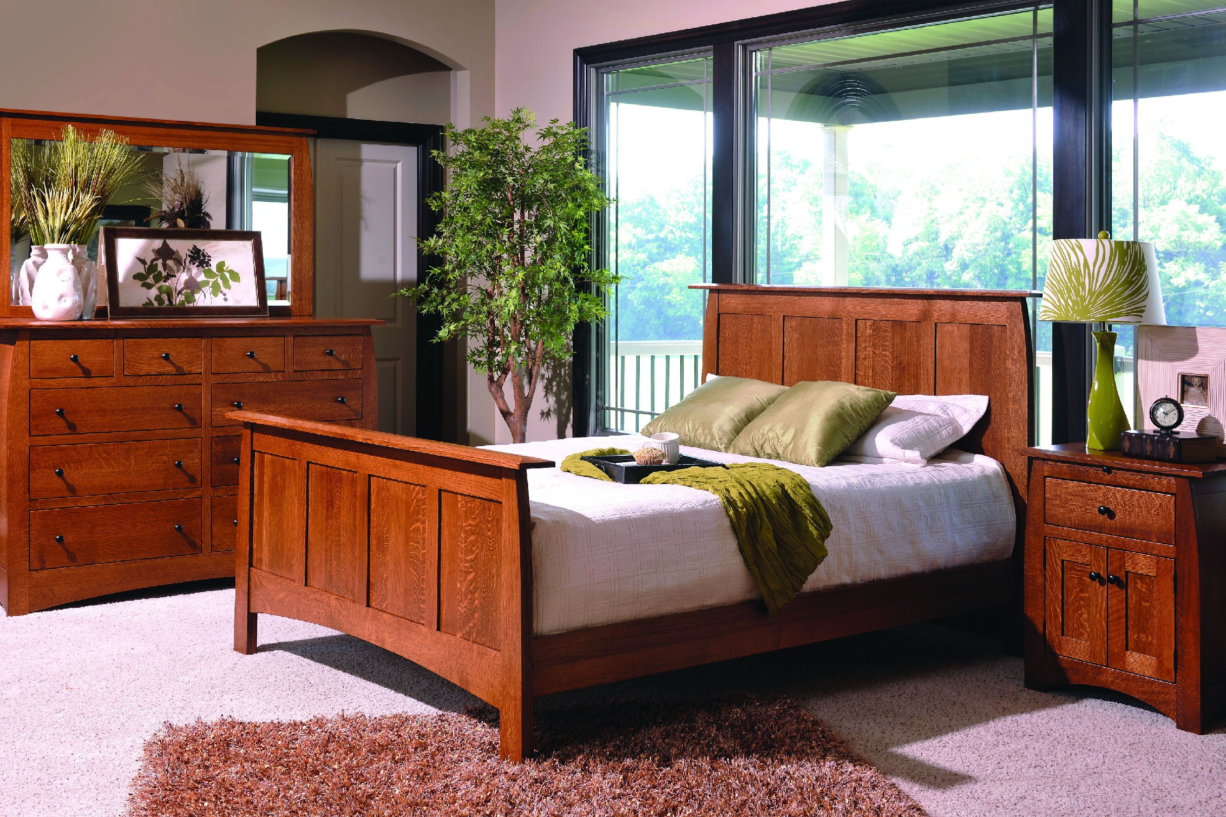 YUTZY WOODWORKING Bedroom Vail Bed 64113   Whitley Furniture Galleries    Raleigh, NC